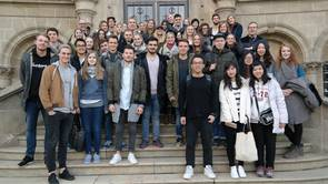 Field trip to Luxemburg 2017